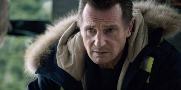 Liam Neeson is Trending For a Very, Very Awkward Reason