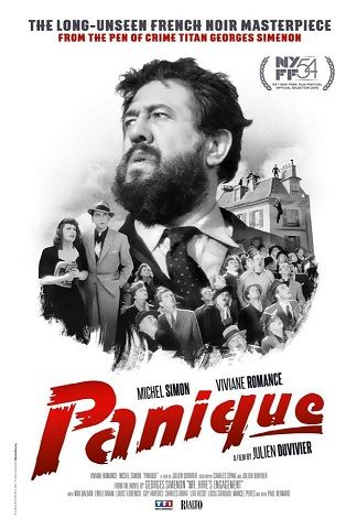 PANIQUE , a Timely French Noir from Julien Duvivier