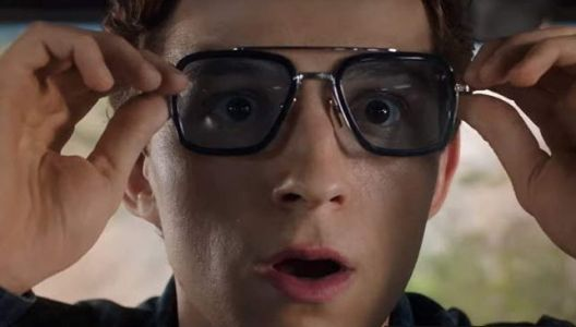 Peter Inherits Tony's Glasses in New Spider-Man: Far From Home TV Spot