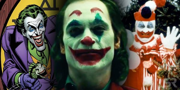 The Possible Inspirations For Joaquin Phoenix's Joker Makeup