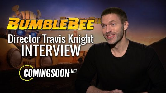 CS Video: Director Travis Knight Talks Bumblebee Movie