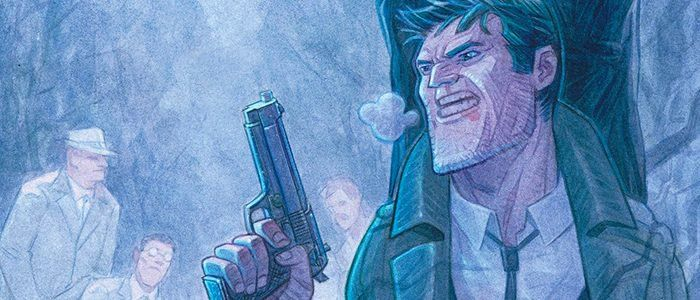 'John Wick' Director Chad Stahelski Will Adapt Image Comics' 'Analog' to the Screen