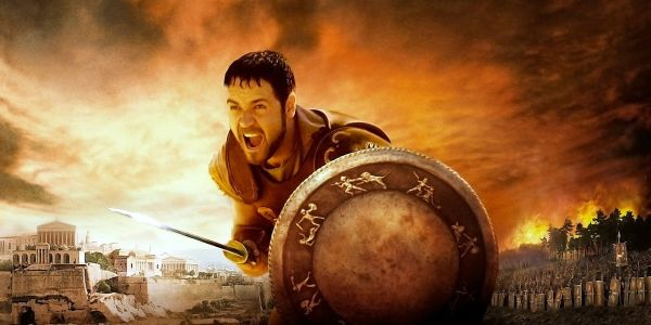 Ridley Scott is Developing Gladiator 2 With Top Gun 2 Writer