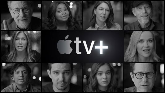 Apple TV+ Unveiled as Apple's New Streaming Service