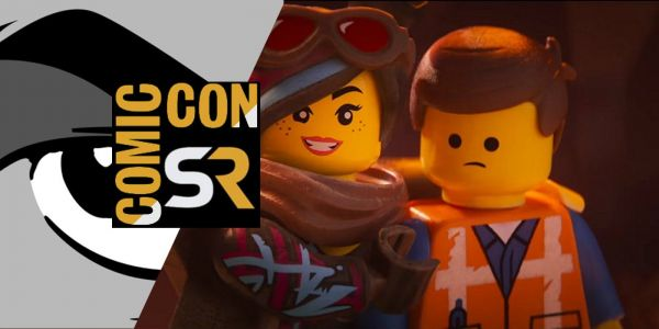 LEGO Movie 2 Comic-Con 2018 Footage Included LEGO Harley Quinn