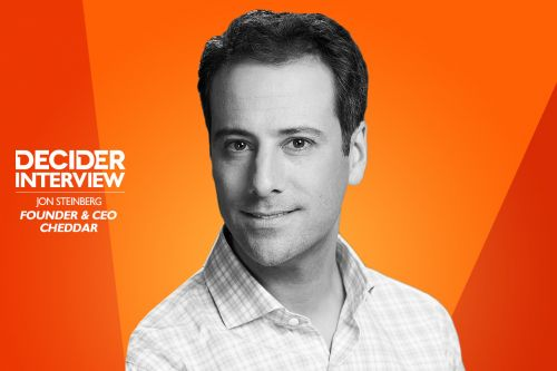 Cheddar CEO Jon Steinberg on Competing with CNBC, Joining YouTube TV and Launching Cheddar Big News
