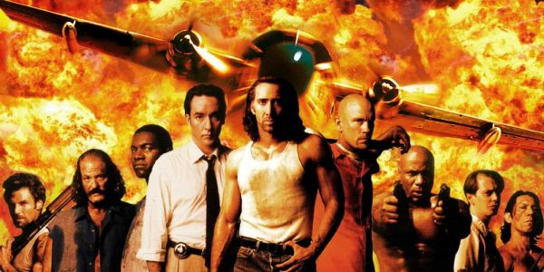 Con Air Honest Trailer Celebrates Peak Nicolas Cage
