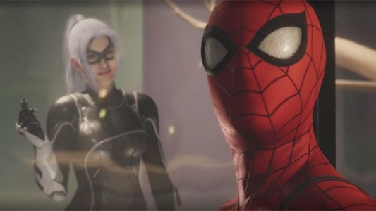 "Watch the First 18 Minutes of Spider-Man PS4 DLC ""The Heist"""
