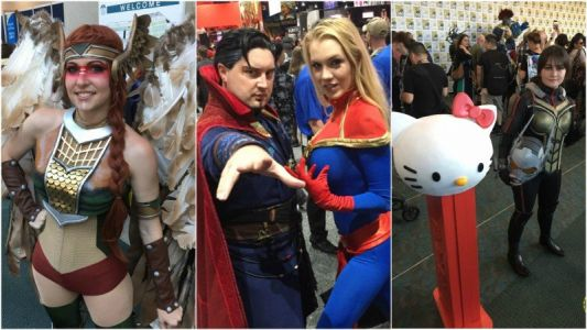 50 More San Diego Comic-Con Cosplay Photos, Plus Official MCU Costumes