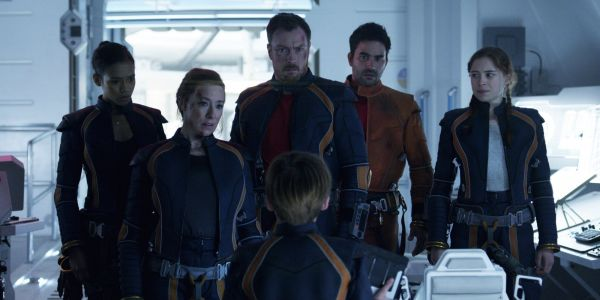 Netflix's Lost in Space Adding New Characters For Season 2