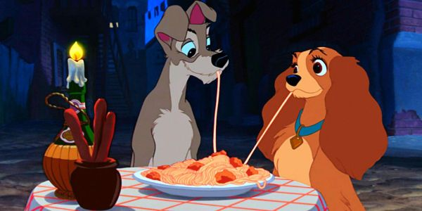 See Disney's Lady And The Tramp's Adorable Real Life Puppies