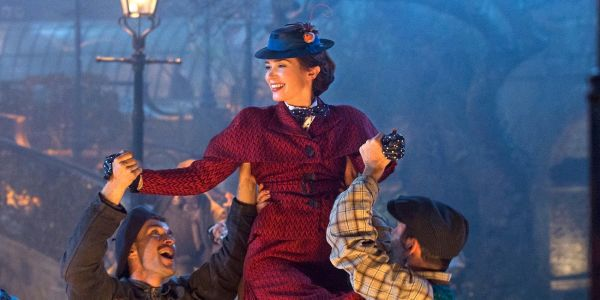Here Are The Song Titles From Mary Poppins Returns' New Soundtrack