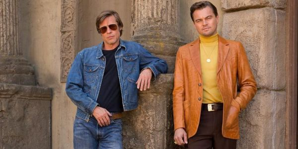 Once Upon A Time In Hollywood's New Poster Is Groovy and Glorious