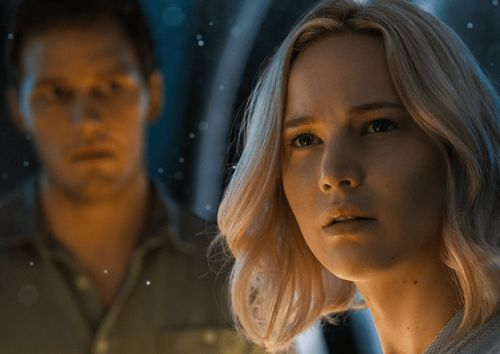 That Moment In 'Passengers' When Jim Knows Exactly What He's Going To Do