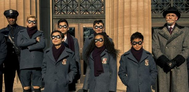 'The Umbrella Academy' Early Buzz: A Weird and Wonderful Must-See Comic Book Series