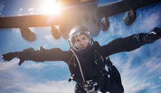MISSION: IMPOSSIBLE - FALLOUT Stunts Featurette Takes You Behind-The-Scenes Of Tom Cruise's Insane HALO Jump