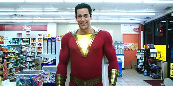 New Shazam! Trailer Shows DC's Powerful Way Of Following Aquaman