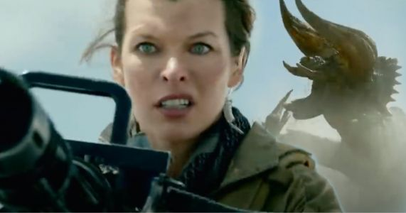 First Monster Hunter Footage Arrives, Milla Jovovich Will Storm Theaters This Christmas