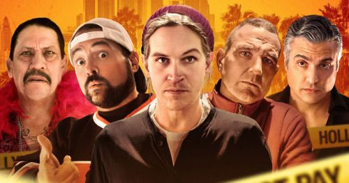 Madness in the Method Trailer: Stan Lee Joins Jason Mewes &