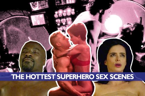 The Steamiest Superhero Sex Scenes