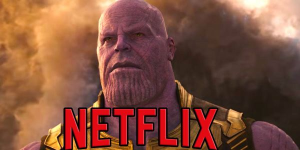 Avengers: Infinity War Is Coming to Netflix on December 25