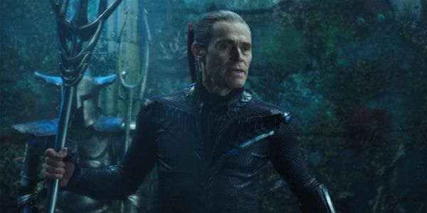 Willem Dafoe Interview: Aquaman