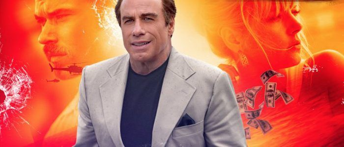 John Travolta Went and Made a VR Crime Series That Looks Completely Ridiculous