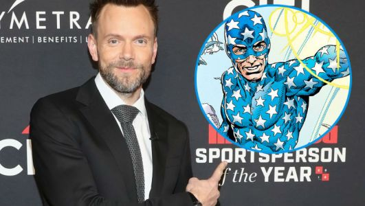 Joel McHale to Play Starman in DC Universe's Stargirl Series