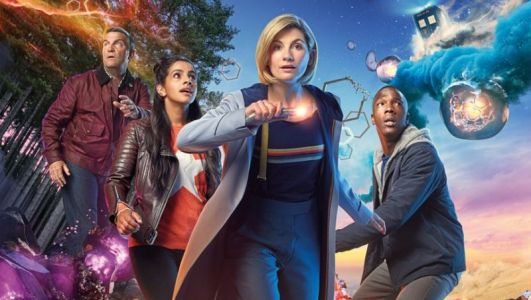 BBC Releases New Doctor Who Series 11 Key Art