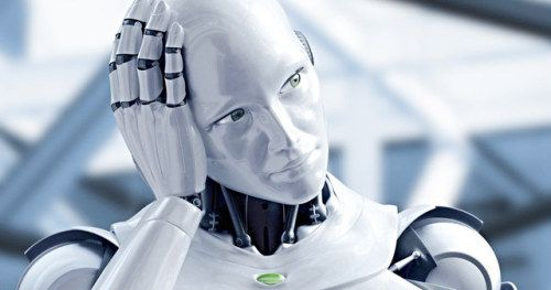A Real Robot Will Take the Lead in Director Tony Kaye's