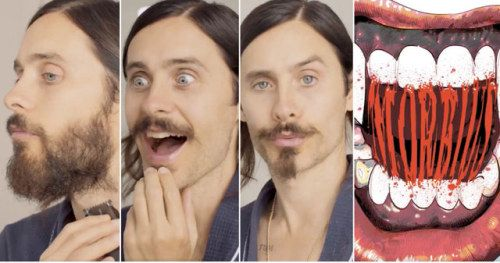 Jared Leto Teases Morbius Production Start with Shaving