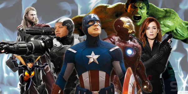 Marvel's Original MCU Phase 1 Plan Ended With A Very Different Avengers