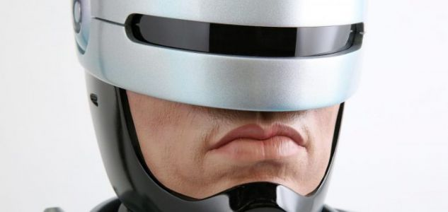 Cool Stuff: Life-Size Bust of 'RoboCop' Need You to Come Quietly, Or There Will Be Trouble
