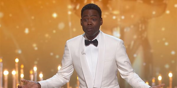 Chris Rock Has No Interest In Hosting The Oscars Again