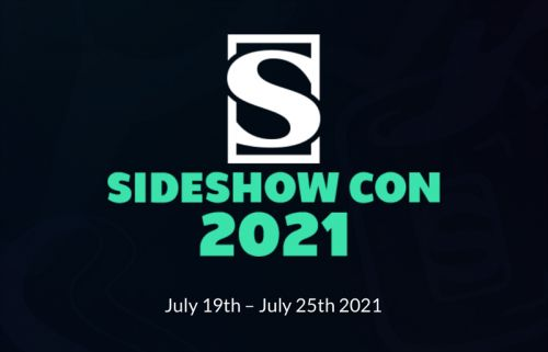 Sideshow Con 2021: Virtual Con Returns For More Deals and Reveals