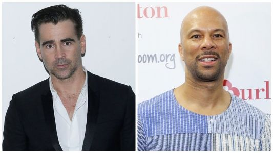 Colin Farrell & Common Join Jessica Chastain Action Film Eve