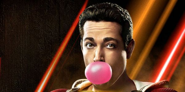 Shazam! Movie Star Unveils New Poster, Confirms New Trailer Coming