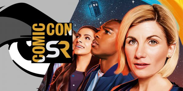 Doctor Who: Thirteenth Doctor's Sonic Screwdriver Revealed At Comic-Con