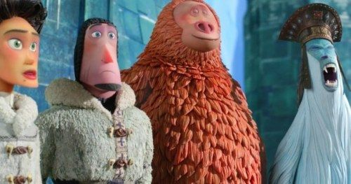 Missing Link Set Visit: An Incredible Tour of Laika StudiosWe