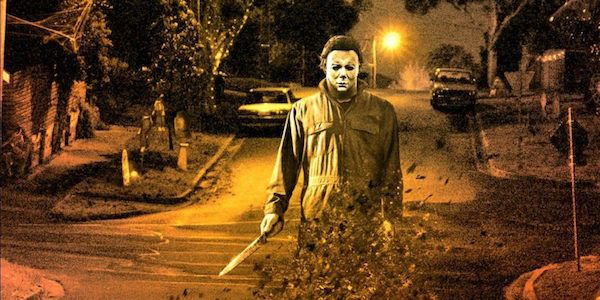 First Look At Michael Myers' Mask In The New Halloween Movie