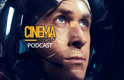 Cinema Recap Podcast: Box Office Rundown and Reviews of 'First Man' & 'Goosebumps 2'
