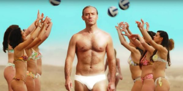 'The New Pope' Trailer: Bless Jude Law's Heavenly Body