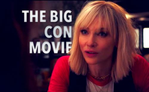 Background Noise: Ocean's 8 and The Lost Art of the Con Movie