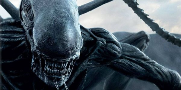 Alien: Covenant Concept Art Shows Engineer Becoming a Xenomorph