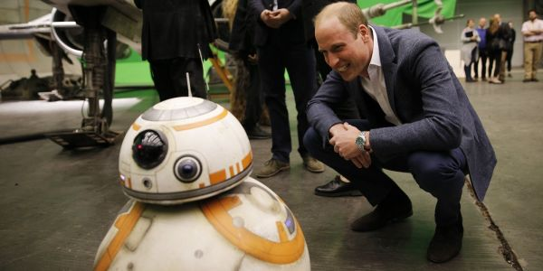 The Last Jedi Cut Princes William & Harry Cameos Due to Their Height