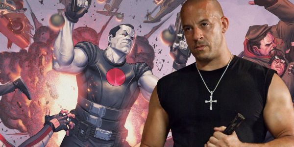 Vin Diesel's Bloodshot Movie Officially Starts Production