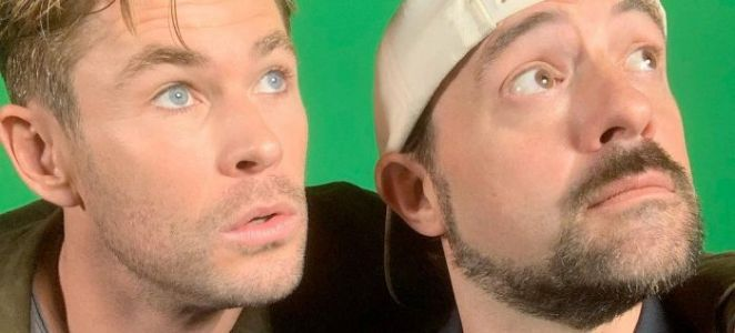 Kevin Smith Adds Chris Hemsworth to 'Jay and Silent Bob Reboot', Has Completed the First Cut