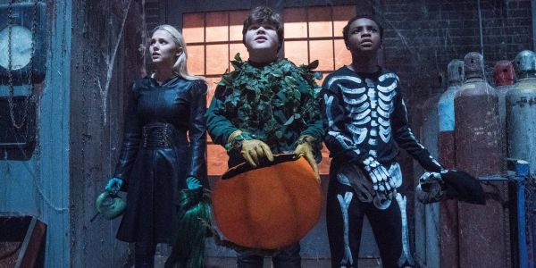 Goosebumps 2 International Trailer Unleashes a New R.L. Stine Book