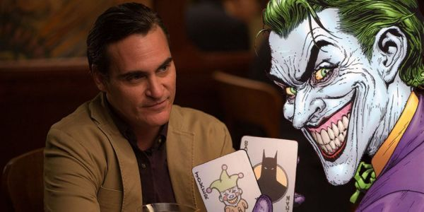 Joaquin Phoenix Wanted To Do A Low-Budget Comic Book Villain Film Years Ago