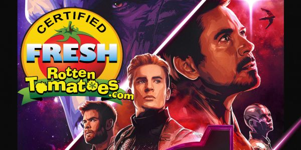 Avengers: Endgame Already Certified Fresh on Rotten Tomatoes